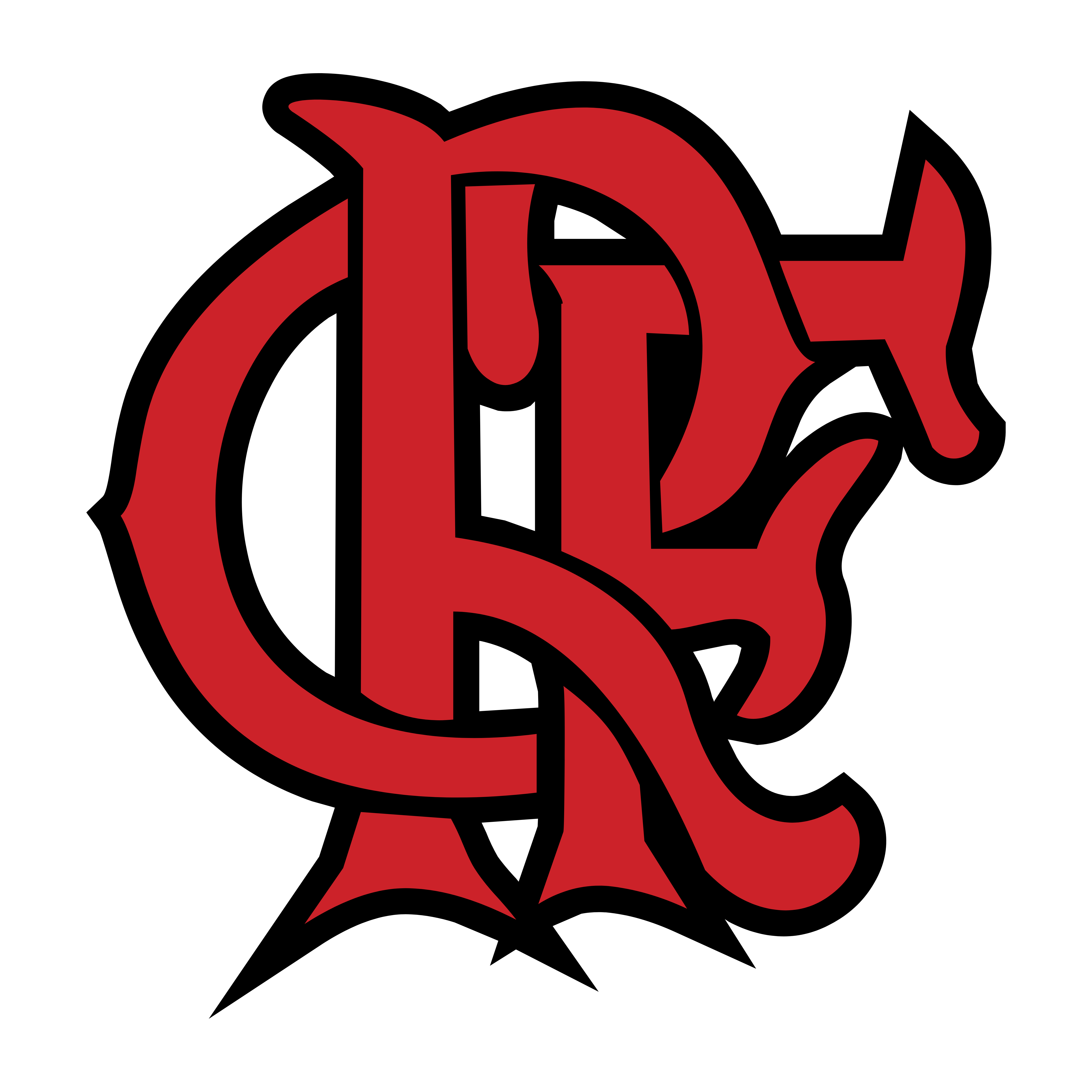 Clube Regatas Flamengo Logos Download