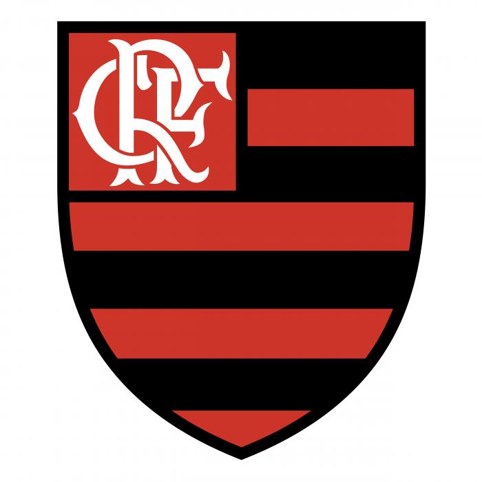 Clube de Regatas Flamengo do Rio de Janeiro RJ logo