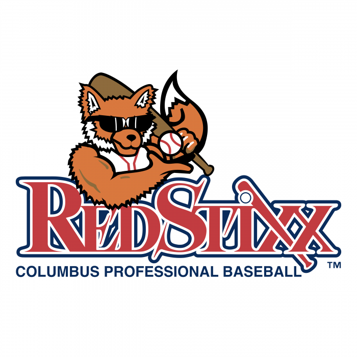 Columbus Redstixx logo TM