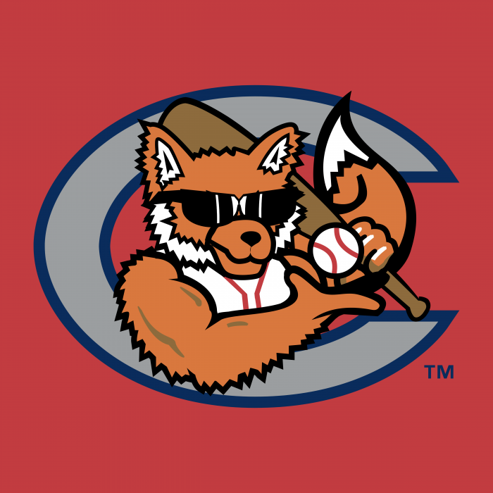 Columbus Redstixx logo red