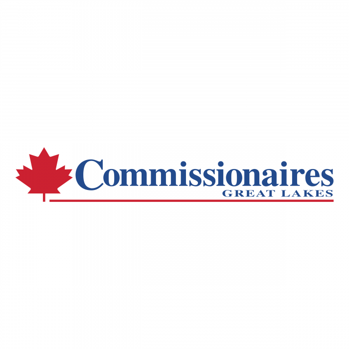 Commissionaires Great Lakes logo canada