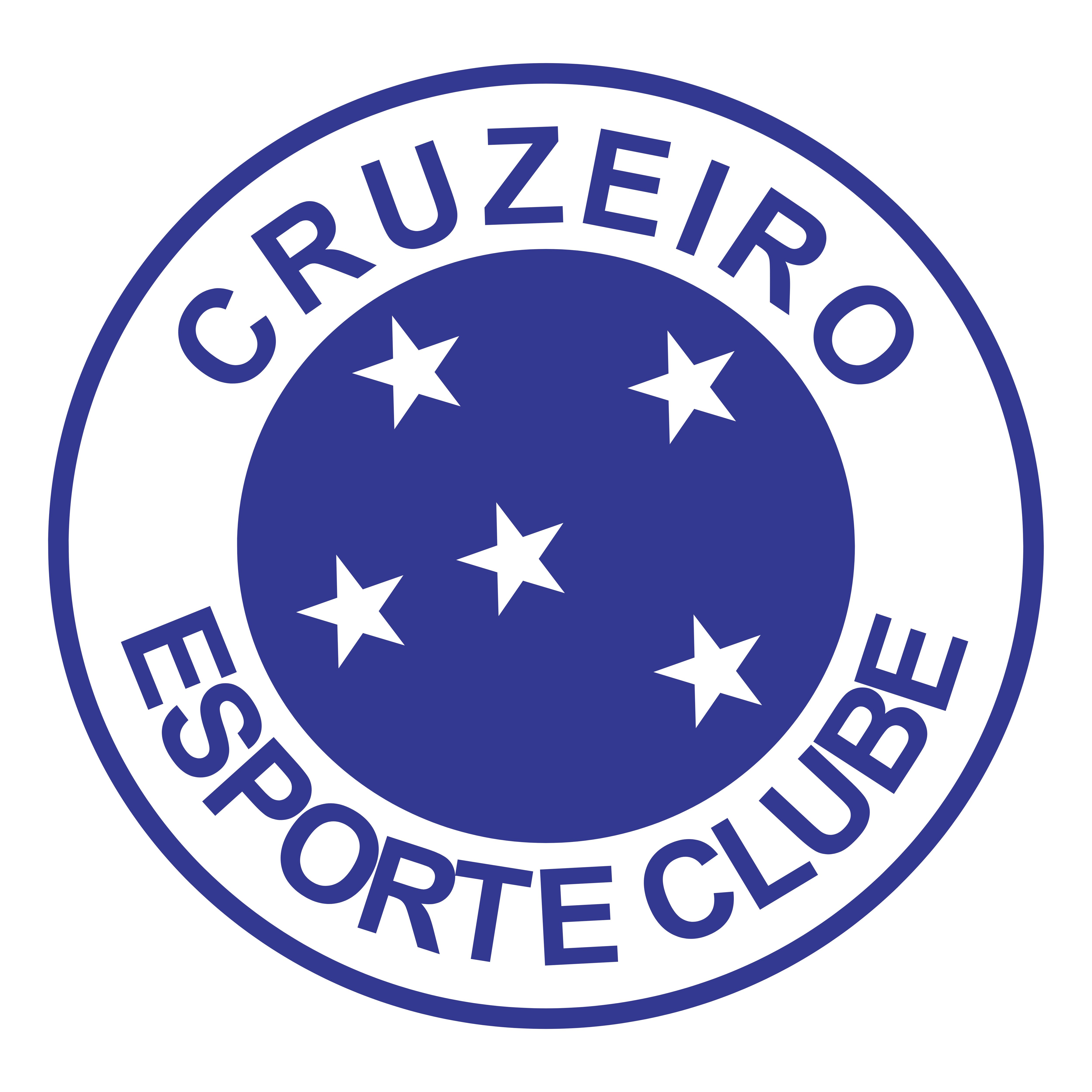 Cruzeiro U2013 Logos Download