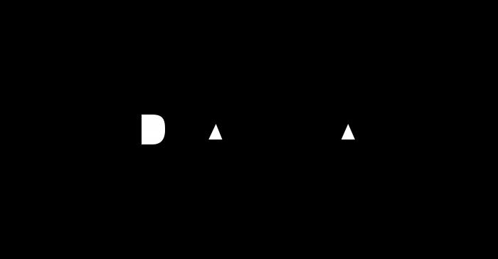 DANA logo black