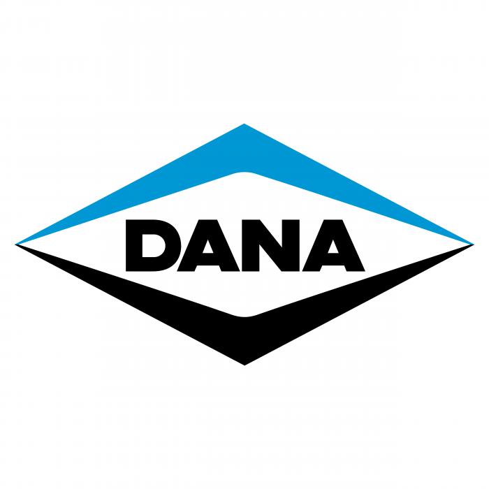 DANA logo brand