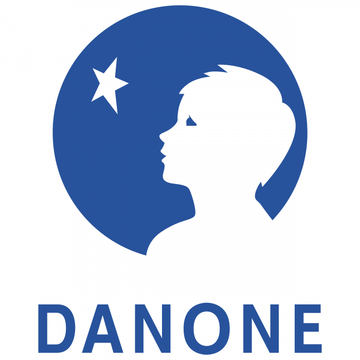 Danone logo group
