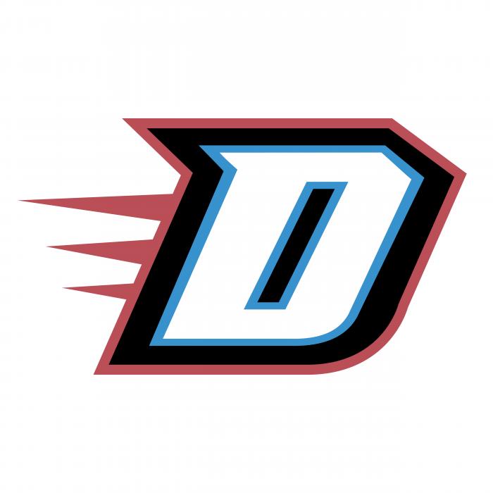 DePaul Blue Demons logo D