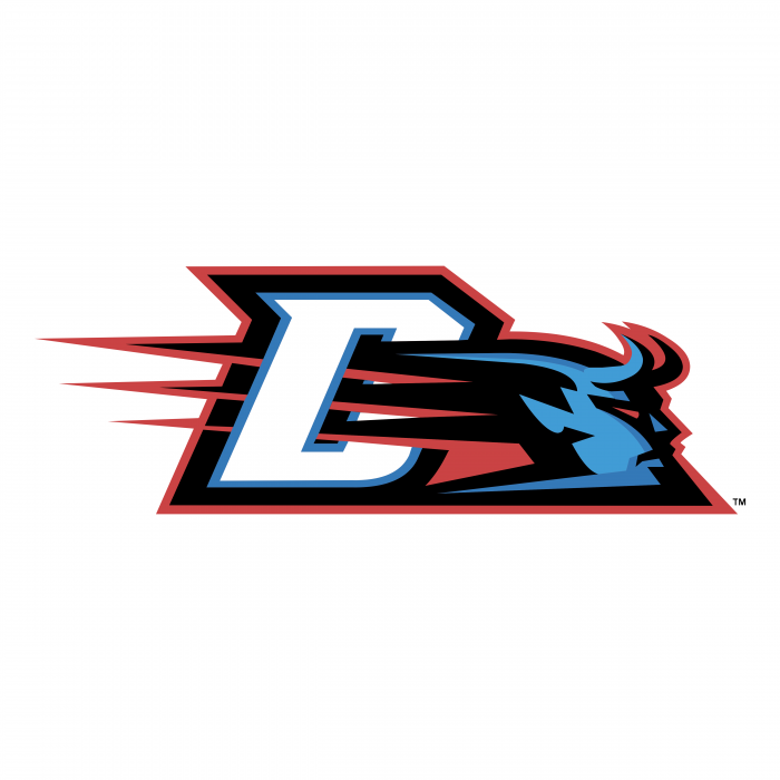 DePaul Blue Demons logo head