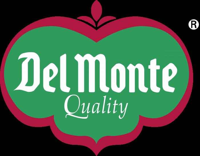 Del Monte logo green
