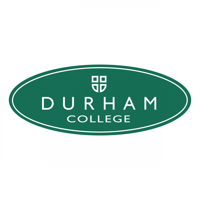 Durham College logo green
