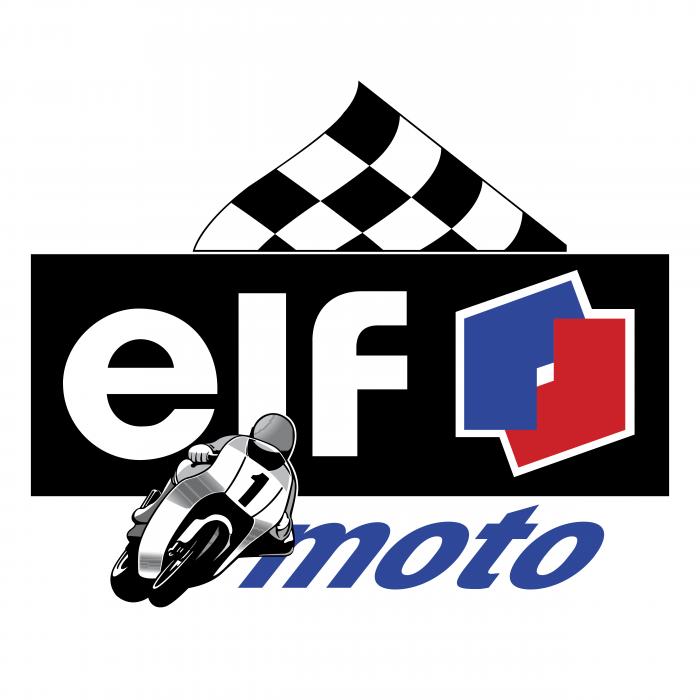 ELF logo moto