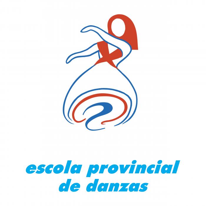 Escola Provincial de Danzas logo colored