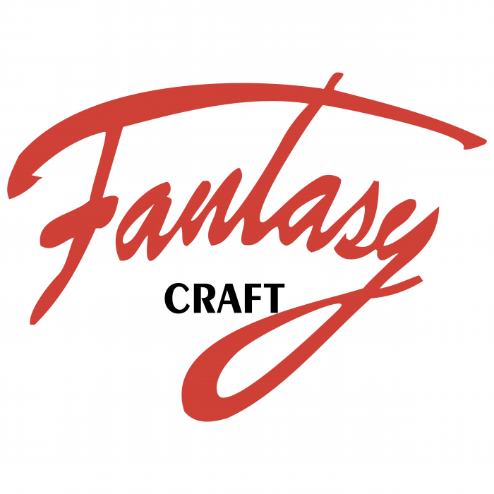 Fantasy Craft logo red