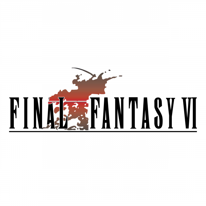 Final Fantasy logo VI