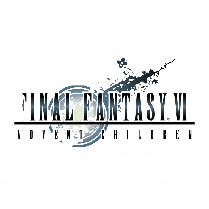 Final Fantasy logo VI advent children