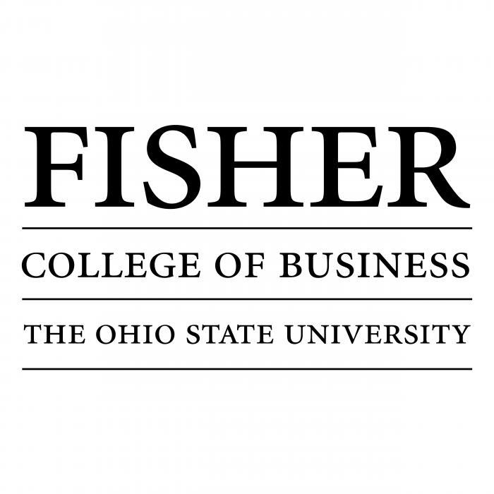 Fisher College of Business logo black