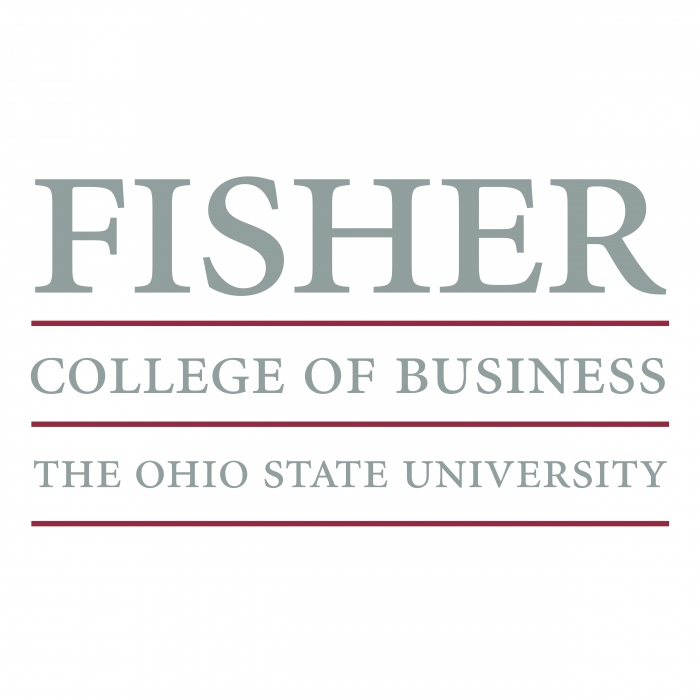 Fisher College of Business logo grey