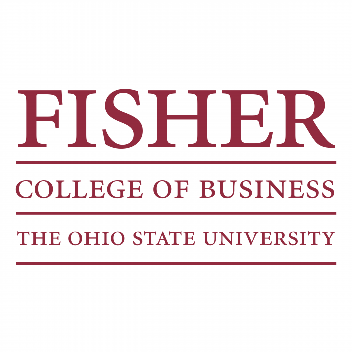 Fisher College of Business logo red