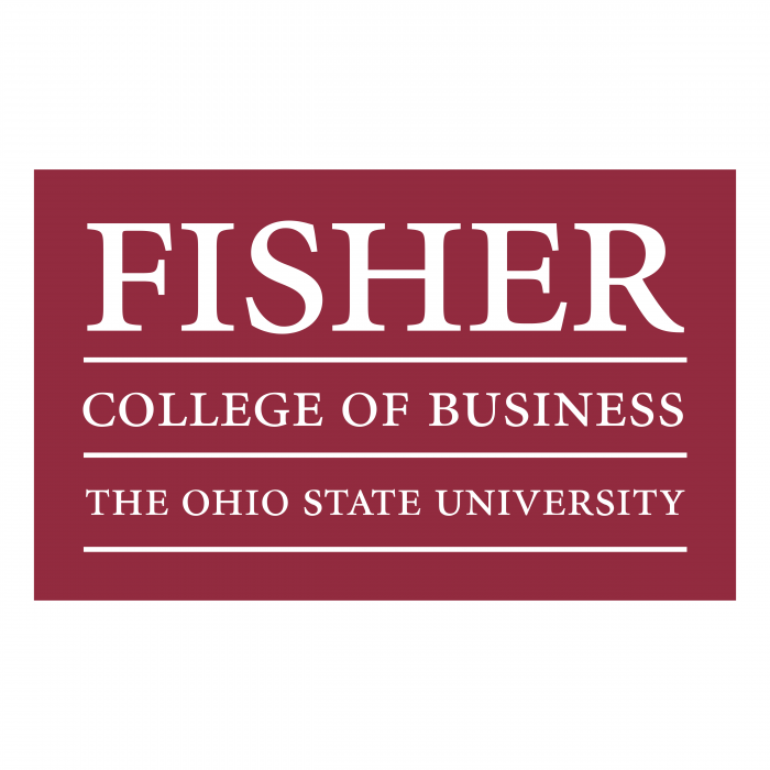 Fisher College of Business logo white