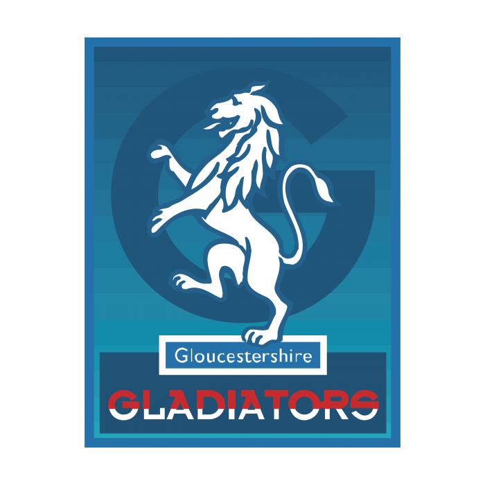 Gloucestershire logo gladiators