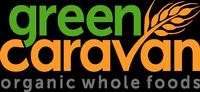 Green Caravan logo colored