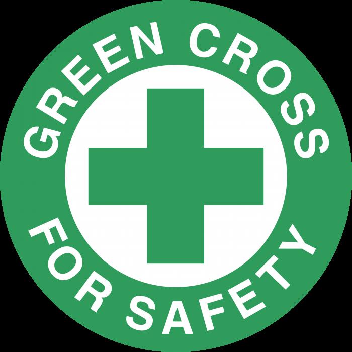 Green Cross logo safety