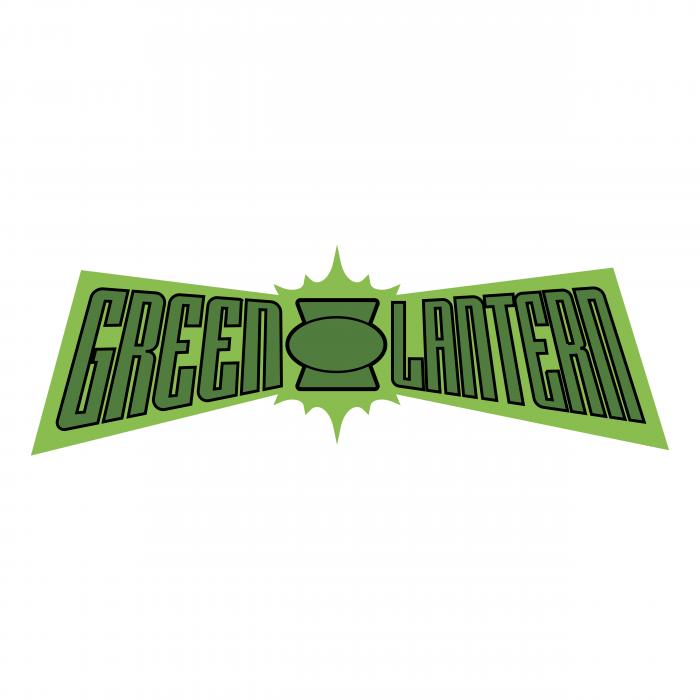 Green Lantern logo words