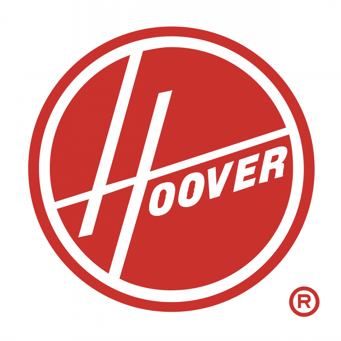 Hoover logo red