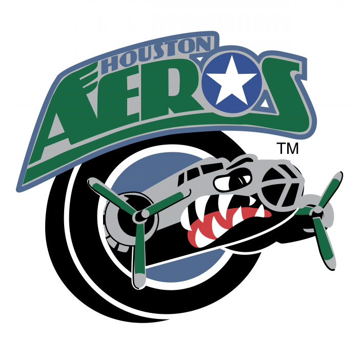 Houston Aeros logo TM