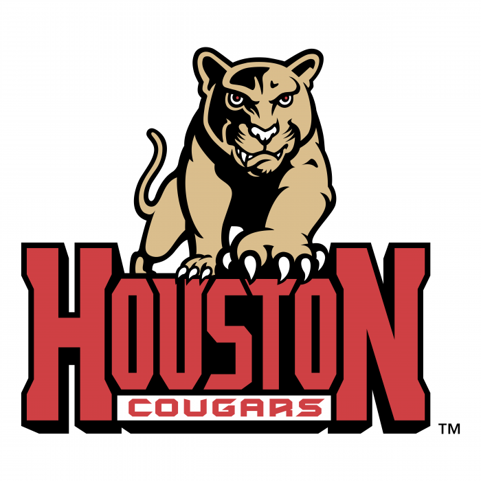 Houston Cougars logo TM