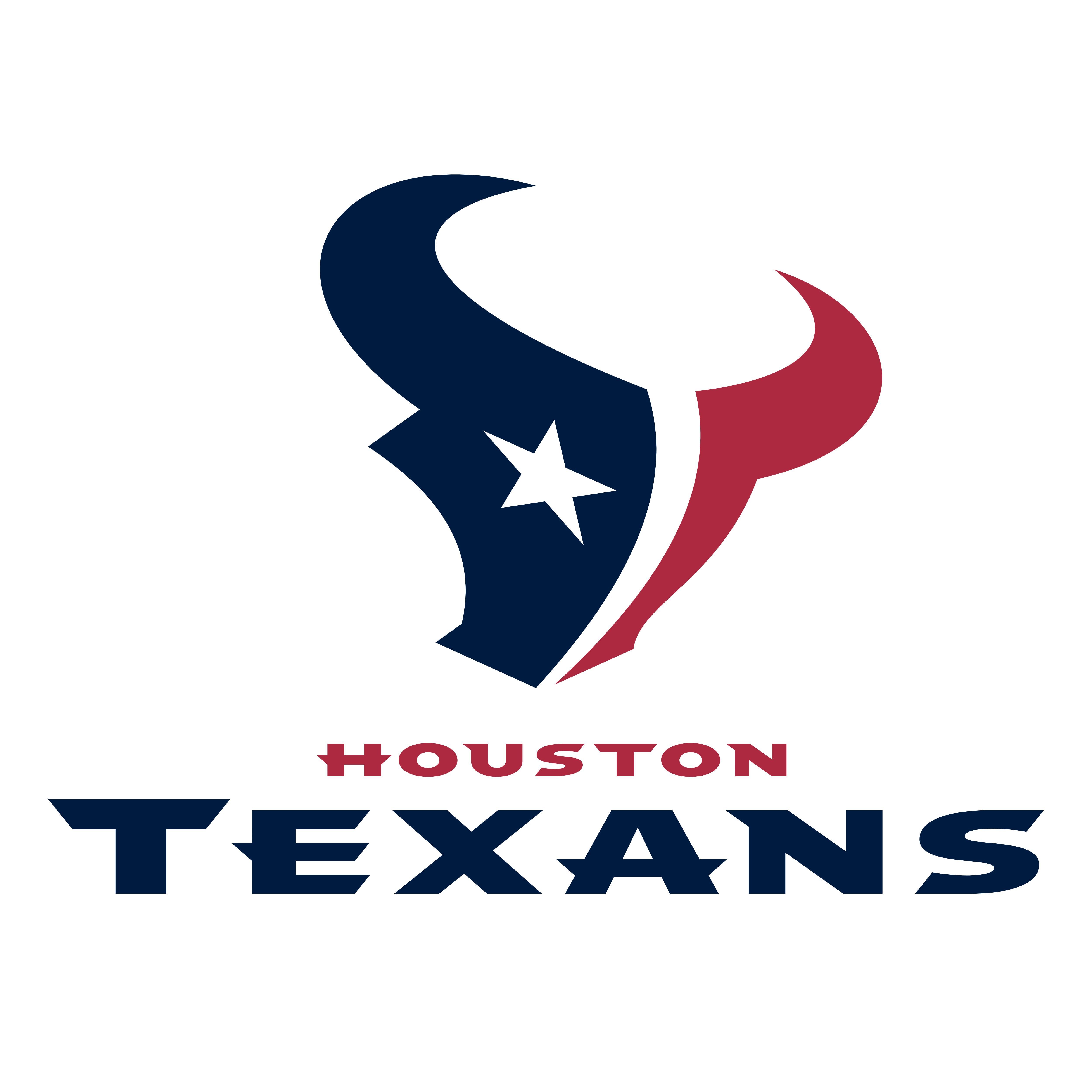 Houston Texans: Logos Download