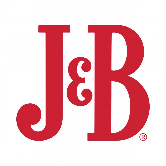 J&B logo R