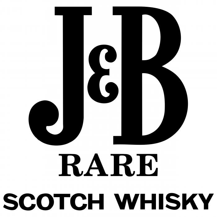 J&B logo black