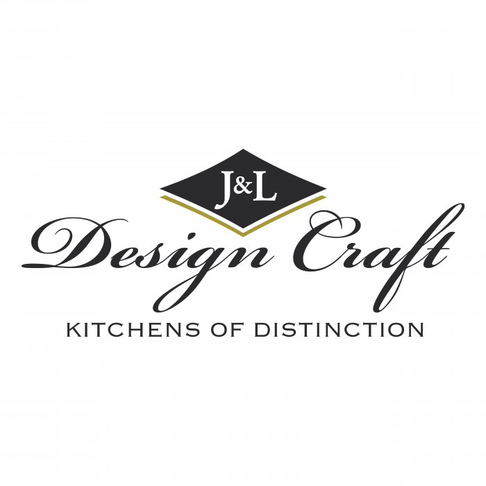 J&L Design Craft logo black