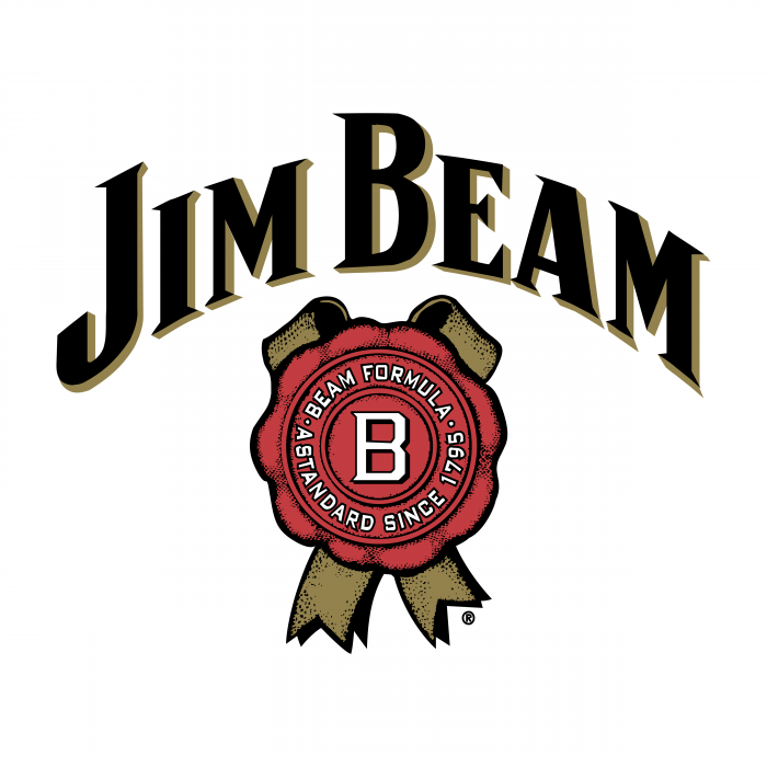 Jim Beam logo R