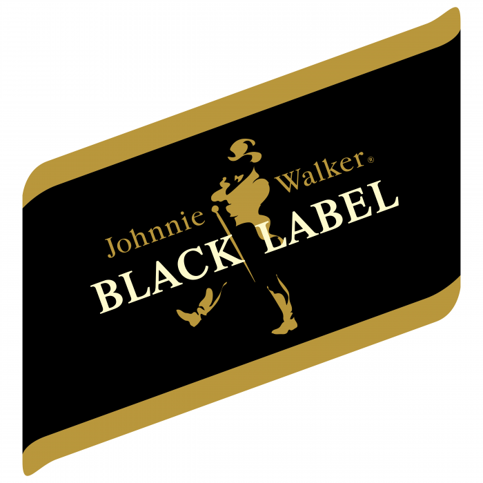 Johnnie Walker logo gold