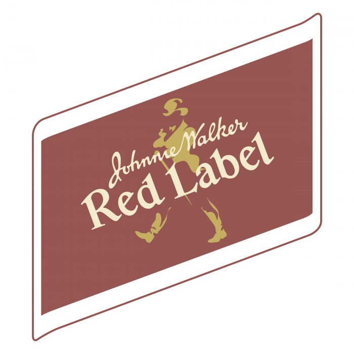 Johnnie Walker logo red