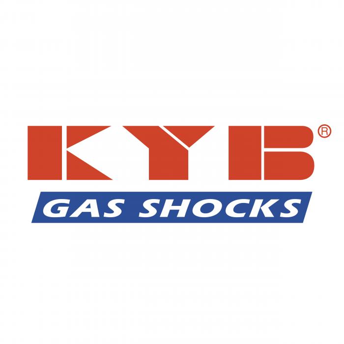 KYB logo shocks