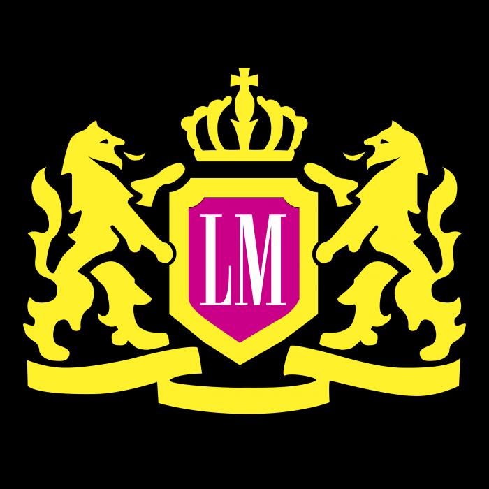 L&M logo lions