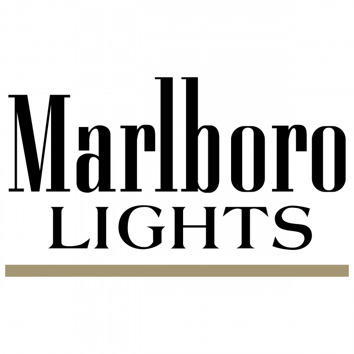 Marlboro Lights logo