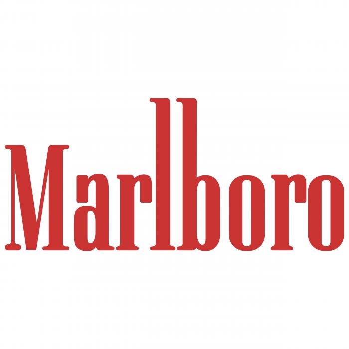 Marlboro logo red
