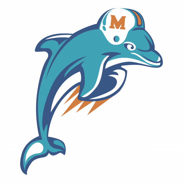 Miami Dolphins logo M