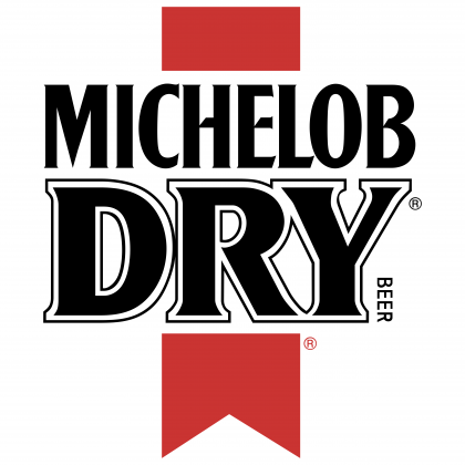 Michelob Dry logo red