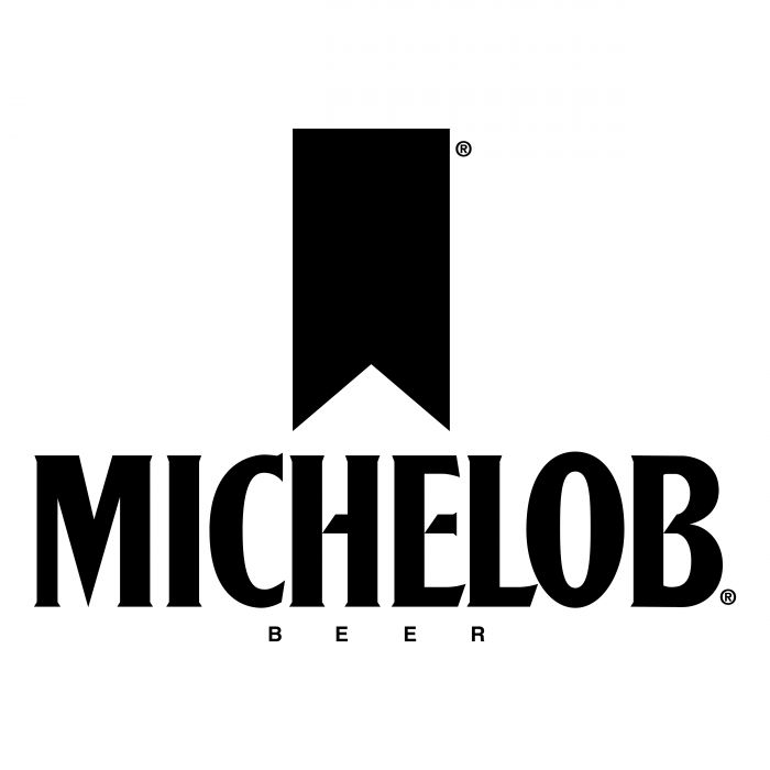 Michelob logo Beer
