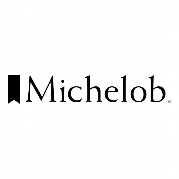 Michelob logo BlackR