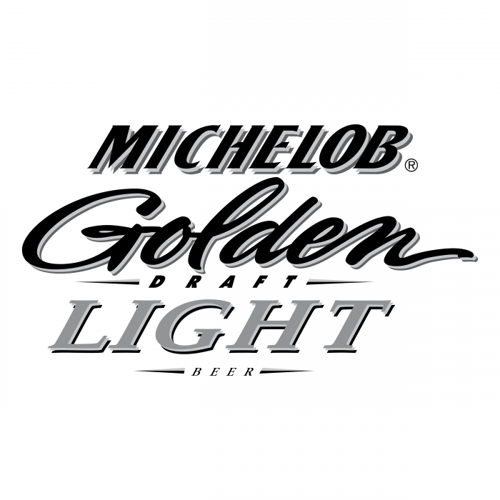 Michelob logo golden draft