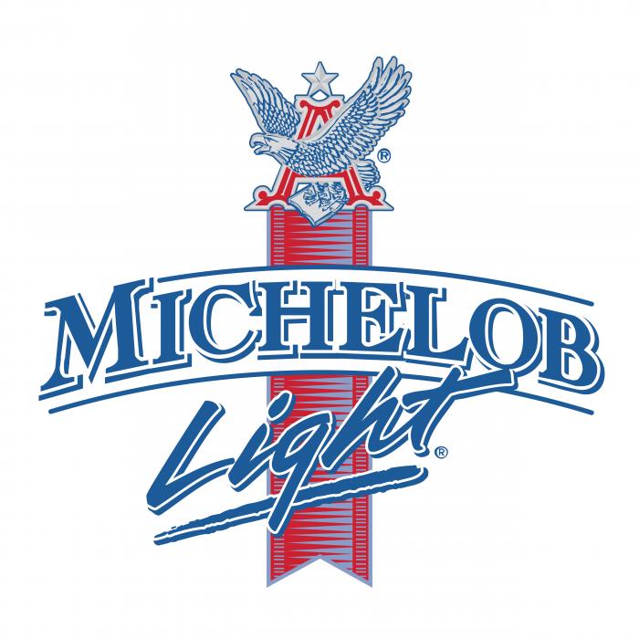 Michelob logo light