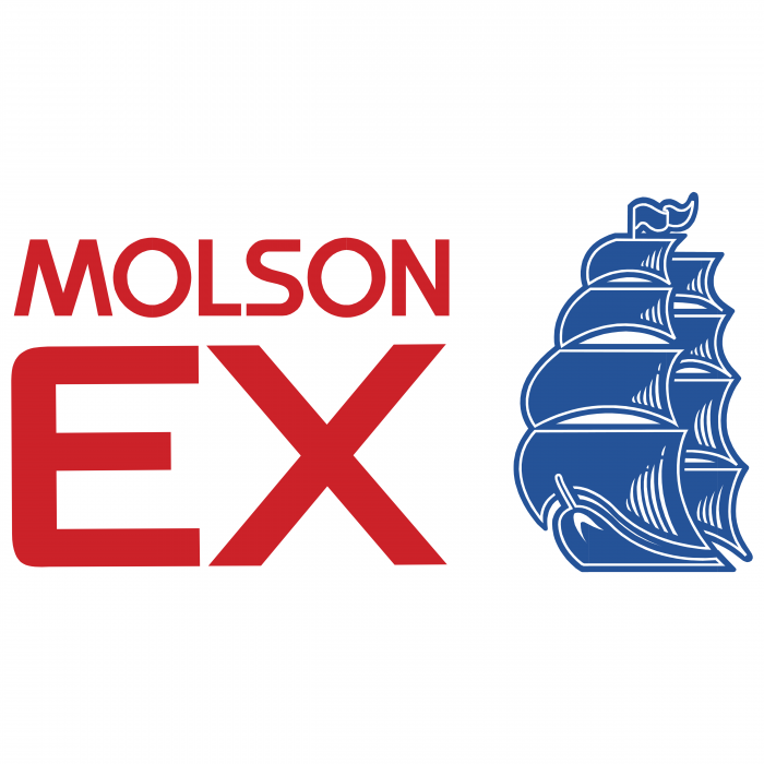 Molson logo EX