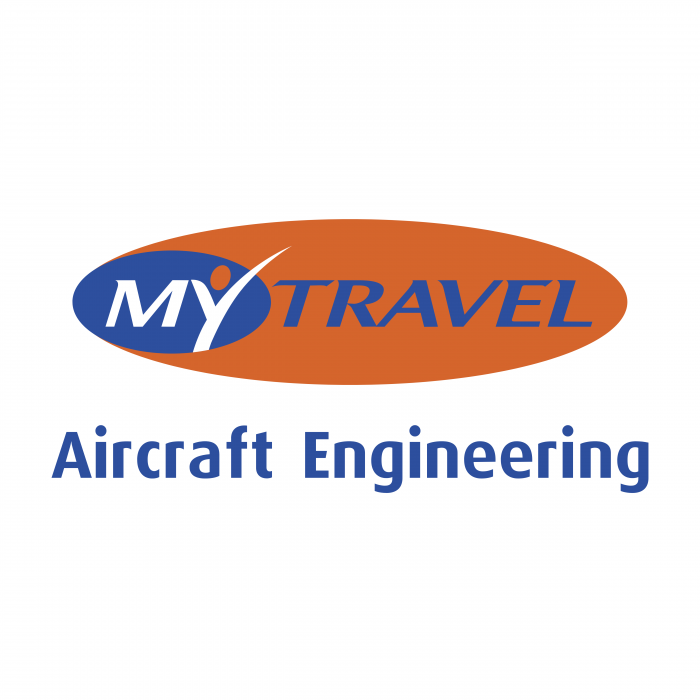 My Travel logo color