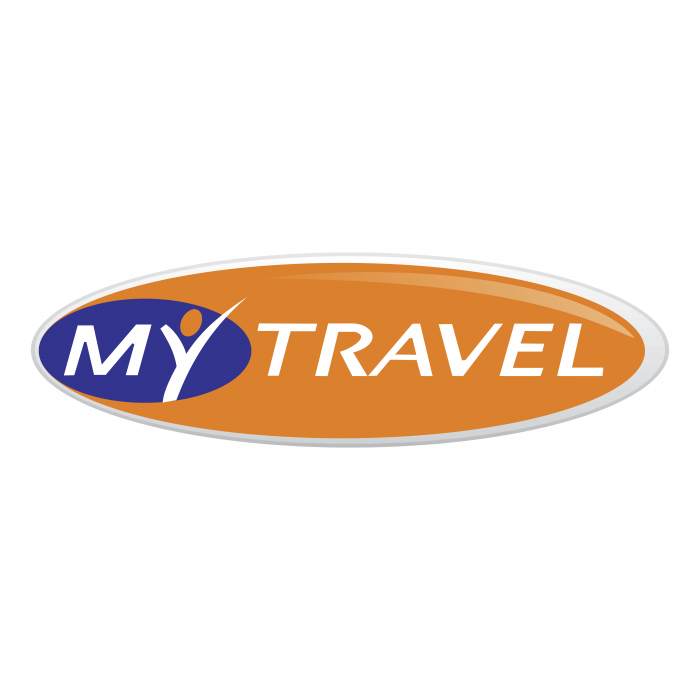 My Travel logo orange