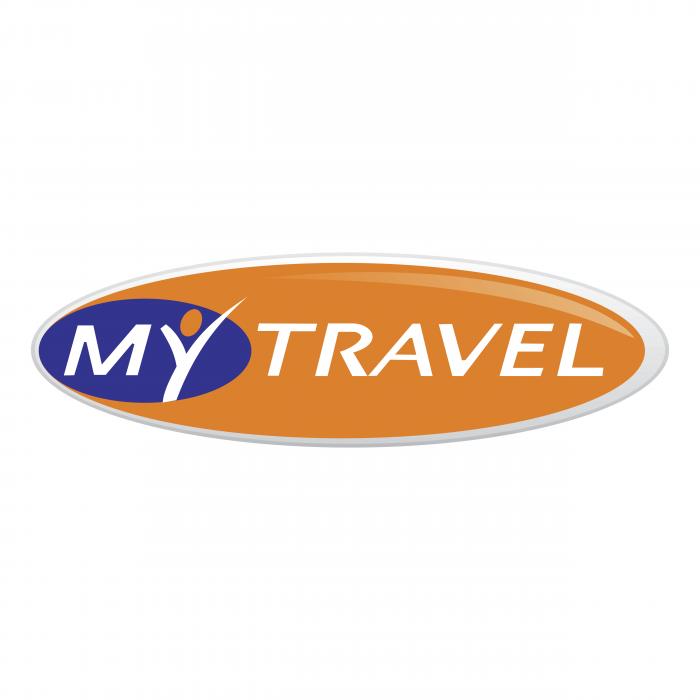 My Travel logo orange
